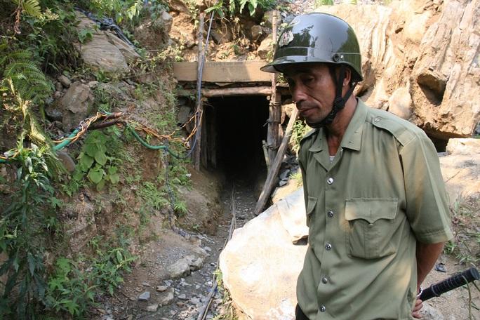 Bà Thương được xác định là người thuê các phu vàng vào đào căn hầm này dẫn đến vụ ngạt khí