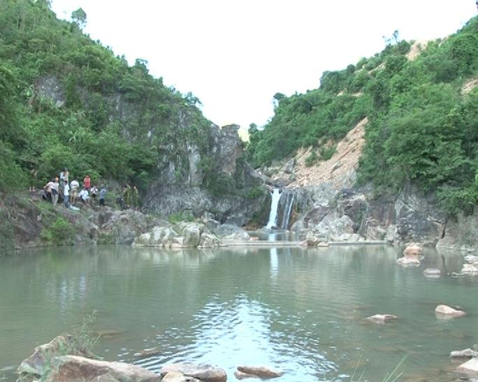 Địa điểm này từng xảy ra nhiều vụ học sinh trên địa bàn xã Minh Hóa đuối nước thương tâm