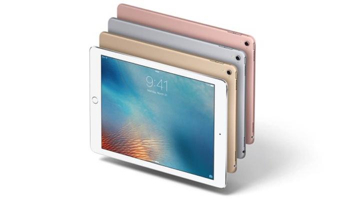 iPad Pro 9,7 inch nhỏ gọn mạnh mẽ
