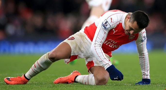 Sanchez thất vọng khi bỏ lỡ cơ hội