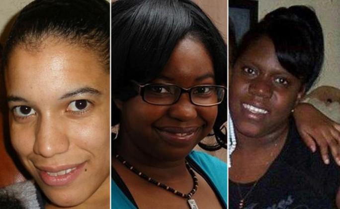 3 người phụ nữ bị Madison sát hại trong vòng 9 tháng. Ảnh: NYdailynews