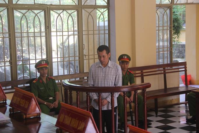 Trương Văn Ngọc lãnh 7 năm 6 tháng tù