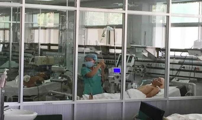 Sau thời gian điều trị, do vết thương quá nặng nạn nhân Bùi Hoàng Thiên Phương đã tử vong