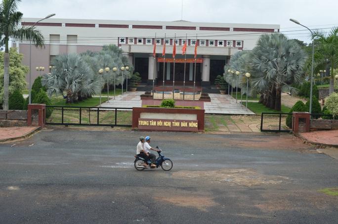Trung tâm Hội nghị tỉnh Đắk Nông