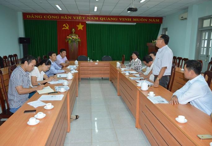 Sau khi tiếp nhận thông tin từ phóng viên, Sở Văn hóa - Thể thao và Du lịch tỉnh Đắk Lắk đã tổ chức họp làm rõ