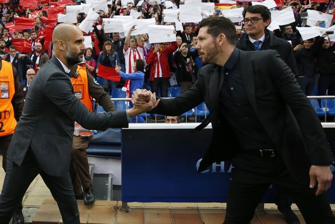 Hai nhà cầm quân cá tính sẽ có dịp tái ngộ nhau tại Allianz Arena