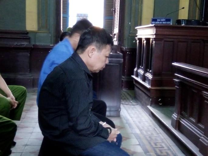 Phạm Bình tại phiên tòa phúc thẩm