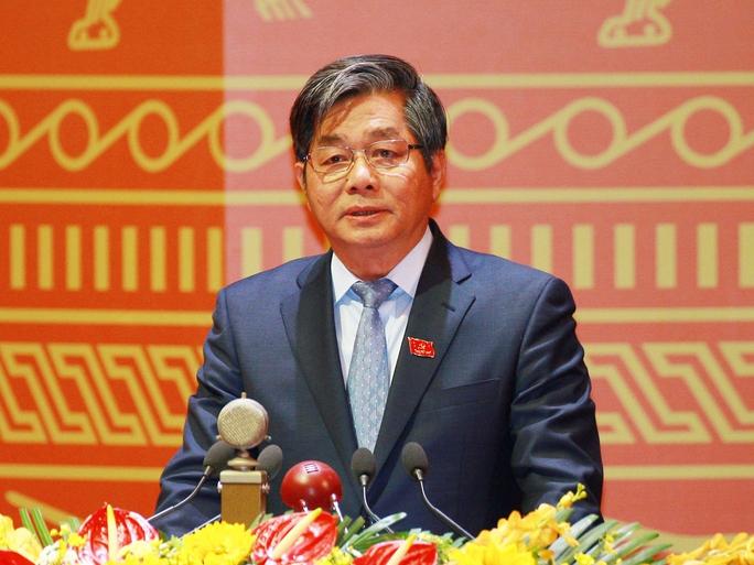 Bộ trưởng Bùi Quang Vinh: Đổi mới chính trị đồng bộ với đổi mới kinh tế là yêu cầu hết sức cấp bách