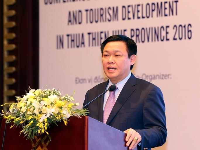 Phó Thủ tướng Vương Đình Huệ: Cảng Chân Mây Vinalines không làm được thì thu hồi lại cho DN khác làm