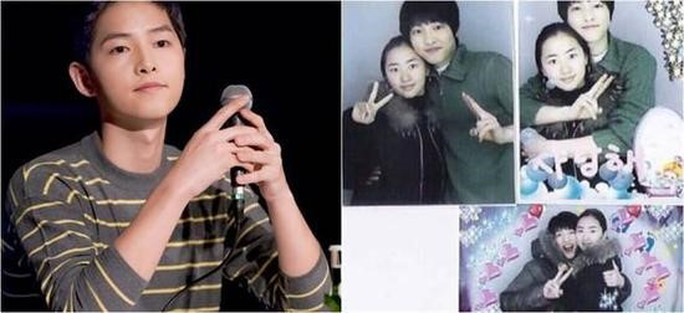 Joong Ki buồn vì ảnh mình và bạn gái cũ bị phát tán trên mạng