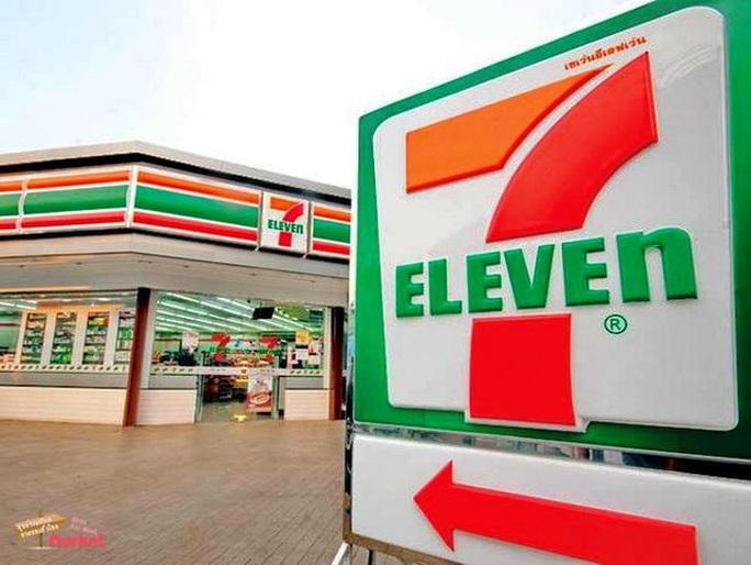 Chuỗi cửa hàng 7-Eleven sẽ có mặt tại Việt Nam thời gian tới