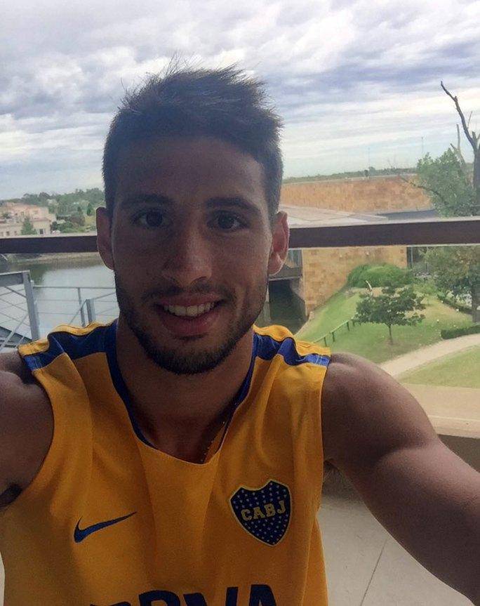 Jonathan Calleri, cầu thủ hiện đang khoác áo CLB Sao Paulo