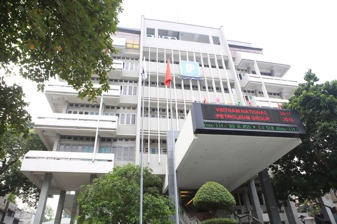 Trụ sở Tập đoàn Xăng dầu Việt NamẢnh: PHẠM TÚ