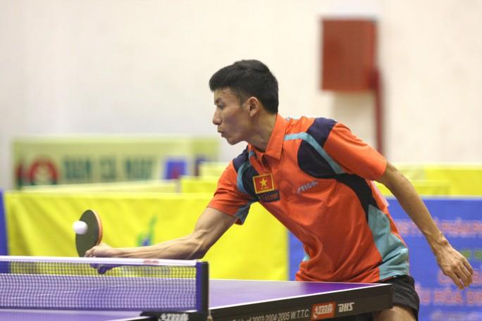 Sự có mặt của nhà vô địch đơn nam quốc gia Đinh Quang Linh mang lại hy vọng lớn cho đội Quân đội