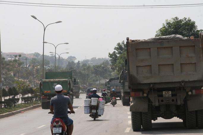 Xe ben trở thành nỗi ám ảnh đối với người dân TP Đà Nẵng