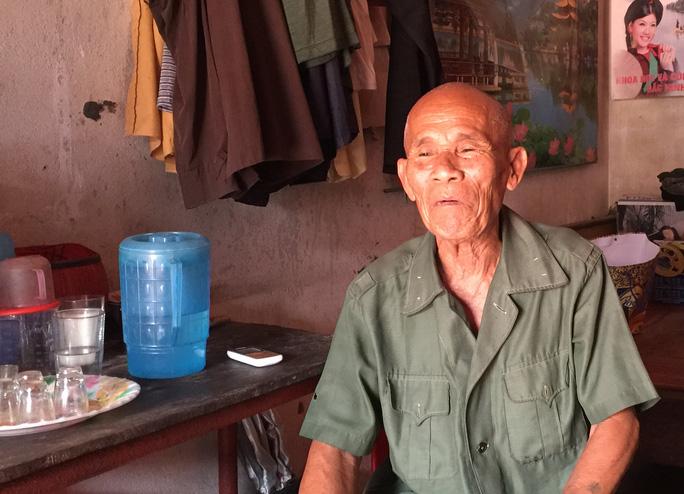 Sau 46 năm bị oan sai, ông Trần Văn Thêm được giải oan