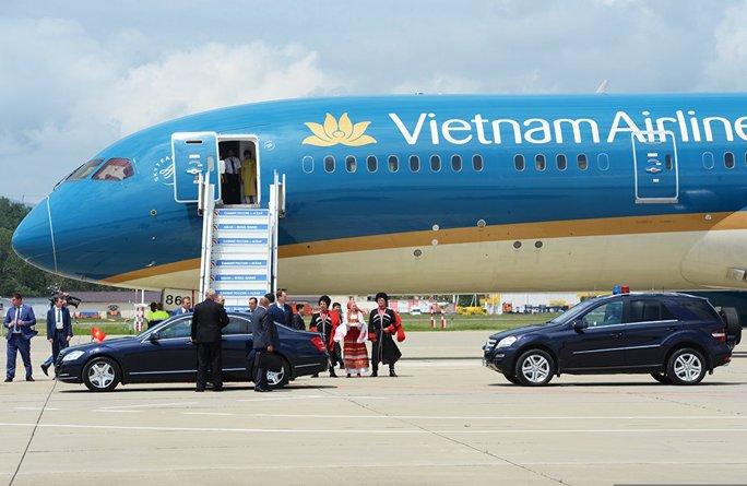 Sẵn sàng chào đón Thủ tướng Nguyễn Xuân Phúc