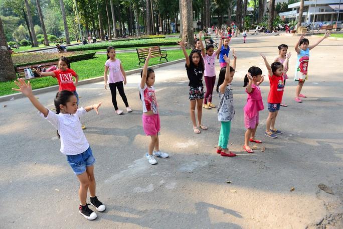 New Economics Foundation xếp Việt Nam đứng nhất châu Á về Chỉ số hạnh phúc... Ảnh: HOÀNG TRIỀU