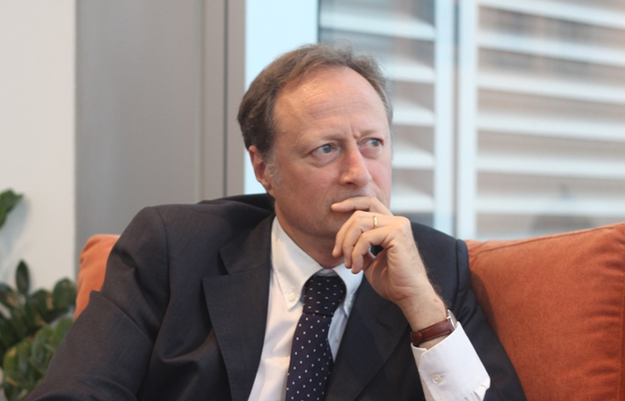 Đại sứ Bruno Angelet hồi tưởng về Việt Nam những năm 90 của thế kỷ trước