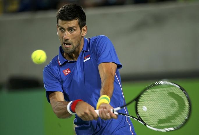 Chờ xem Djokovic có gượng dậy sau thất bại sốc ở Olympic Rio 2016 Ảnh: REUTERS