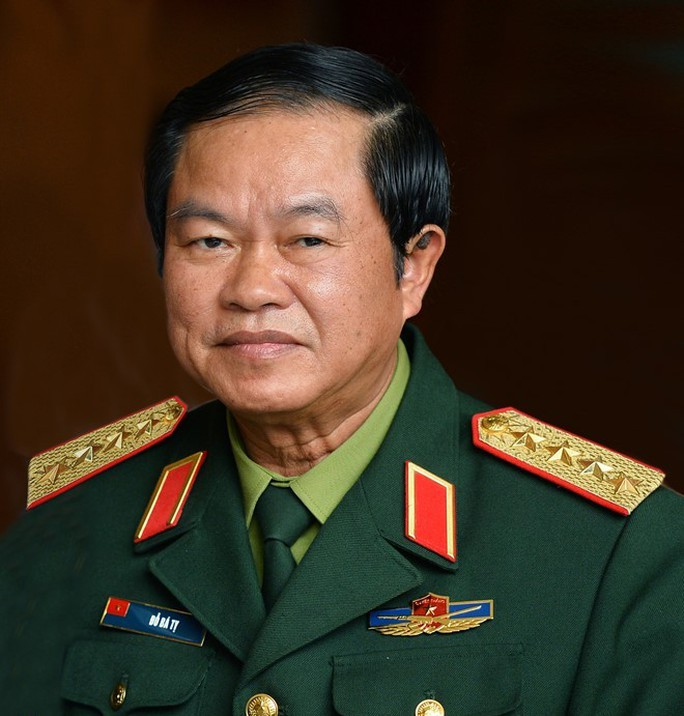 Đại tướng Đỗ Bá Tỵ