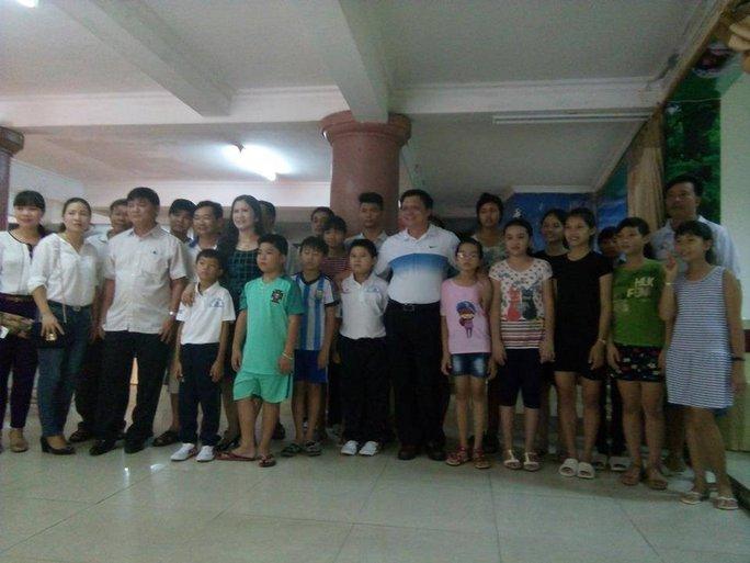 Đoàn Đắk Nông tham dự Hội khoẻ Phù Đổng. Ảnh: Đình Hưởng