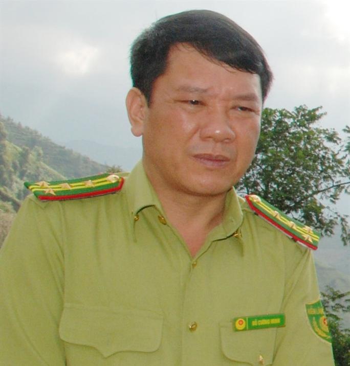 Ông Đỗ Cường Minh, nghi phạm gây ra vụ nổ súng bắn chết Bí thư Tỉnh ủy và Chủ tịch HĐND kiêm Trưởng ban Tổ chức Tỉnh ủy Yên Bái