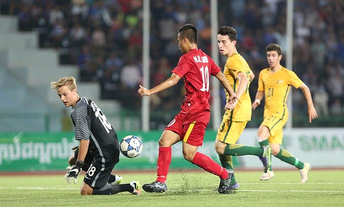 Đáng tiếc là sự chủ quan đã khiến U16 Việt Nam trả giá đắt khi đển thua U16 Úc ở loạt đá 11 mét