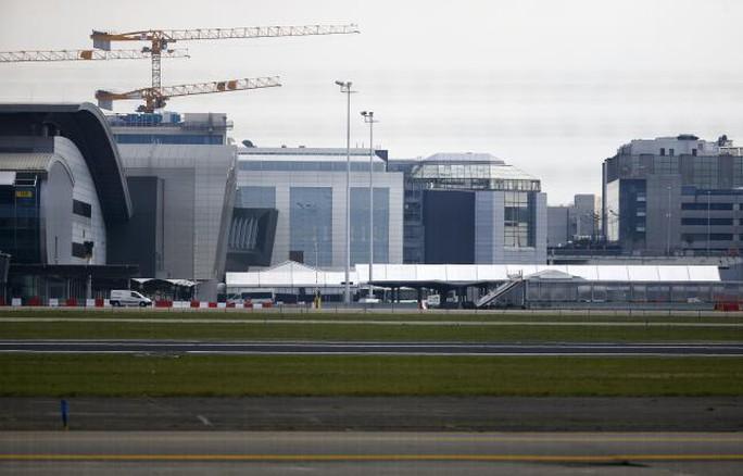 Sân bay Zaventem ở Thủ đô Brussels – Bỉ mở cửa trở lại. Ảnh: Reuters