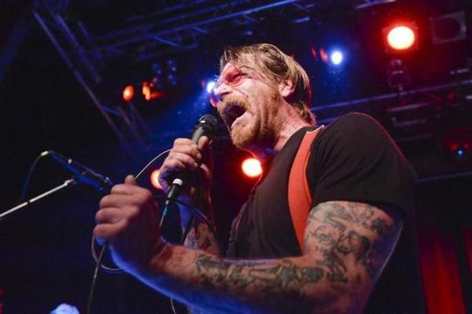 Jesse Hughes, thủ lĩnh Eagles of Death Metal