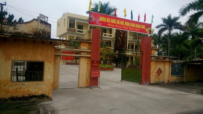 Trại tạm giam Kim Chi (tỉnh Hải Dương)