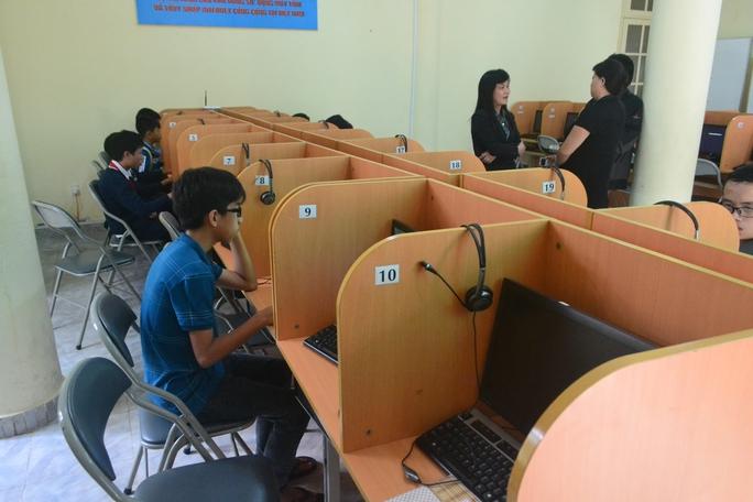 Phòng Internet được cho là nữ học sinh này ở 5 ngày vừa qua.
