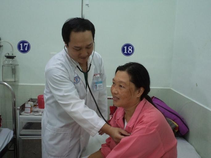 Thai phụ vừa trải qua cuộc đại phẫu