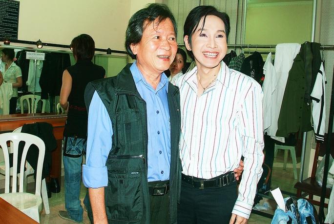 NSƯT Vũ Luân luôn nhớ ơn người thầy đáng kính của giới sân khấu - tác giả Lê Duy Hạnh