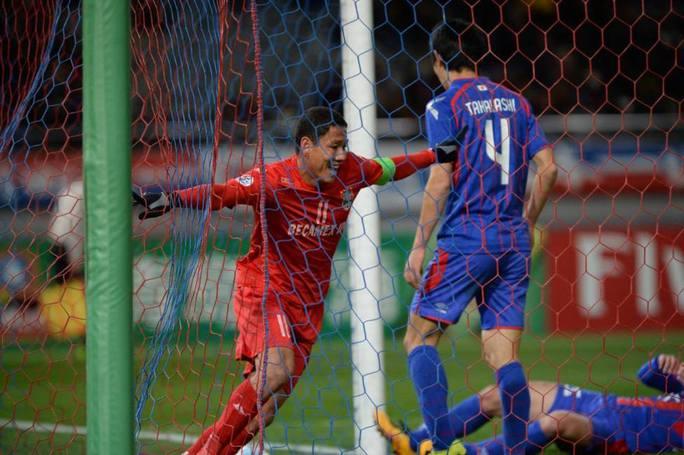 Tiền đạo Anh Đức không muốn nhắc đến Công Vinh, người sẽ vắng mặt ở trận gặp Jeonbuk Hyundai Motors vào chiều 6-4