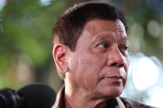 Cảnh sát và quân đội Philippines đang ở trong tình trạng cảnh giác cao độ theo lệnh của ông Duterte. Ảnh: PPD