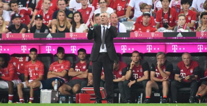 Mục tiêu của HLV Ancelotti là cúp Champions League