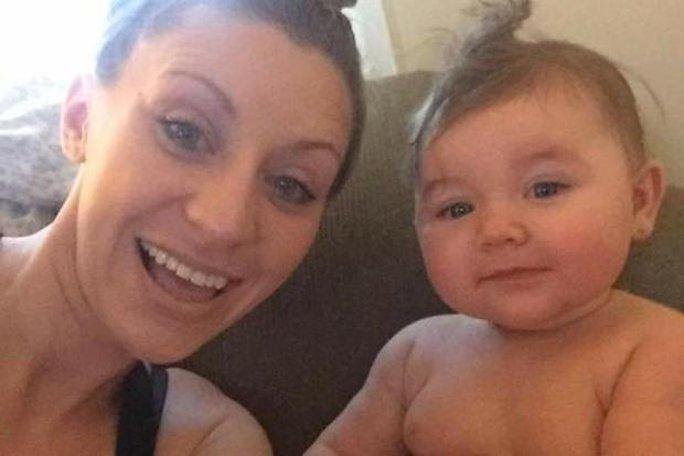 Erika Poremski và Viviana sống hạnh phúc trước khi xảy ra thảm họa. Ảnh: CBS News