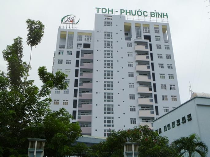 Chung cư TDH - Phước Bình