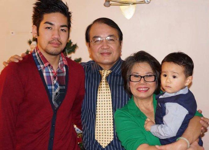 Gia đình NS Minh Tâm, Tài Lương ở Pháp