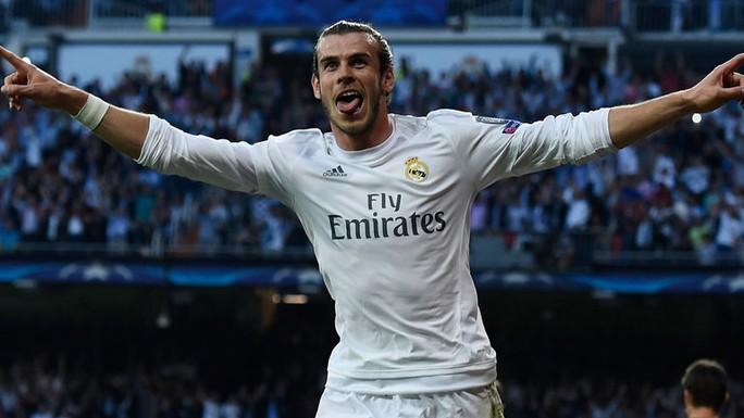 Khi Ronaldo và Benzema chấn thương, Gareth Bale sẵn sàng ghi bàn cho Real