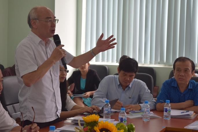 Ông Phan Nguyễn Như Khuê - Giám đốc Sở Văn hóa - Thể thao thừa nhận chưa bao giờ đời sống văn hoá của TP HCM đặt trong tình trạng hết sức bức bách như thế này.