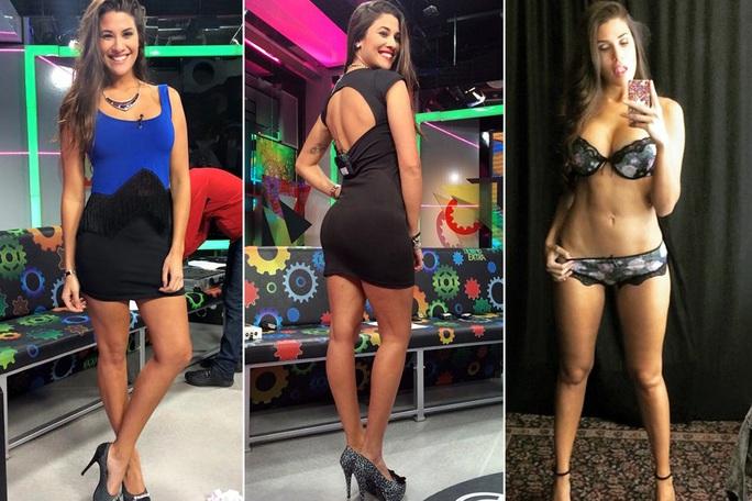 Ivana Nadal đang khốn đốn vì loạt ảnh người lớn bị tung lên mạng