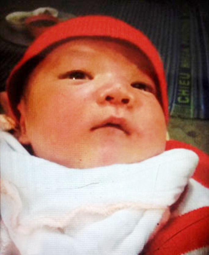 Cháu trai 10 ngày tuổi ở xã Lộc Bảo, huyện Bảo Lâm, tỉnh Lâm Đồng được cho là bị bắt cóc.