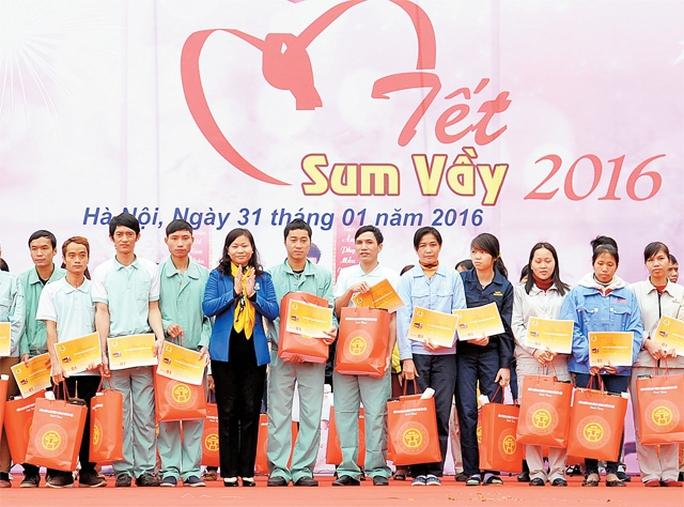 Hà Nội: Thành lập thêm 1.361 Công đoàn cơ sở