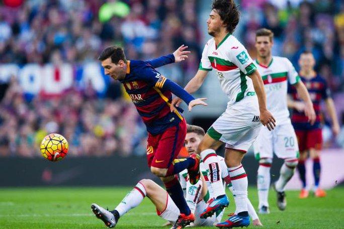 Messi và đồng đội đang hướng đến chức vô địch La Liga lần thứ 24