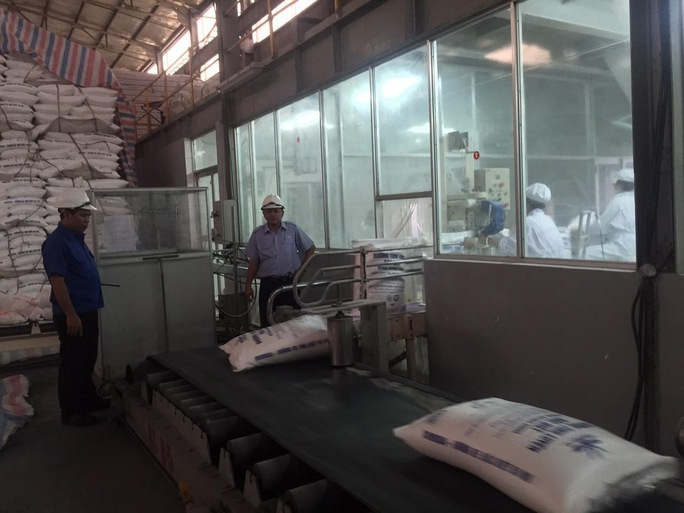 Nhờ ắp đặt các thiết bị chữa cháy tại chỗ cao cấp mà Nhà máy Thành Thành Công Tây Ninh thoát cảnh bị thiêu rụi trong gang tấc