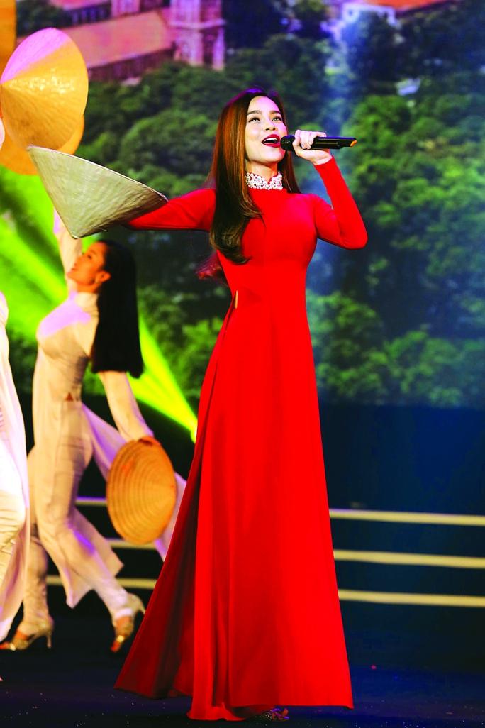 Ca sĩ Hồ Ngọc Hà Ảnh: Phan cao Tùng