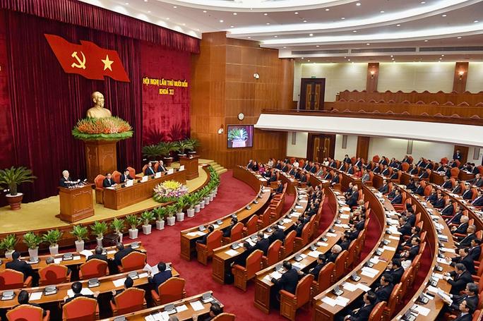Hội nghị lần thứ 14 Ban Chấp hành Trung ương Đảng khóa XI có ý nghĩa đặc biệt quan trọng - Ảnh: VGP