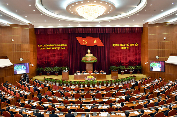 Hội nghị Trung ương 14 có ý nghĩa đặc biệt quan trọng - Ảnh: VGP